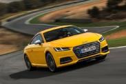 Новый Audi TT RS получит более 400 л.с.