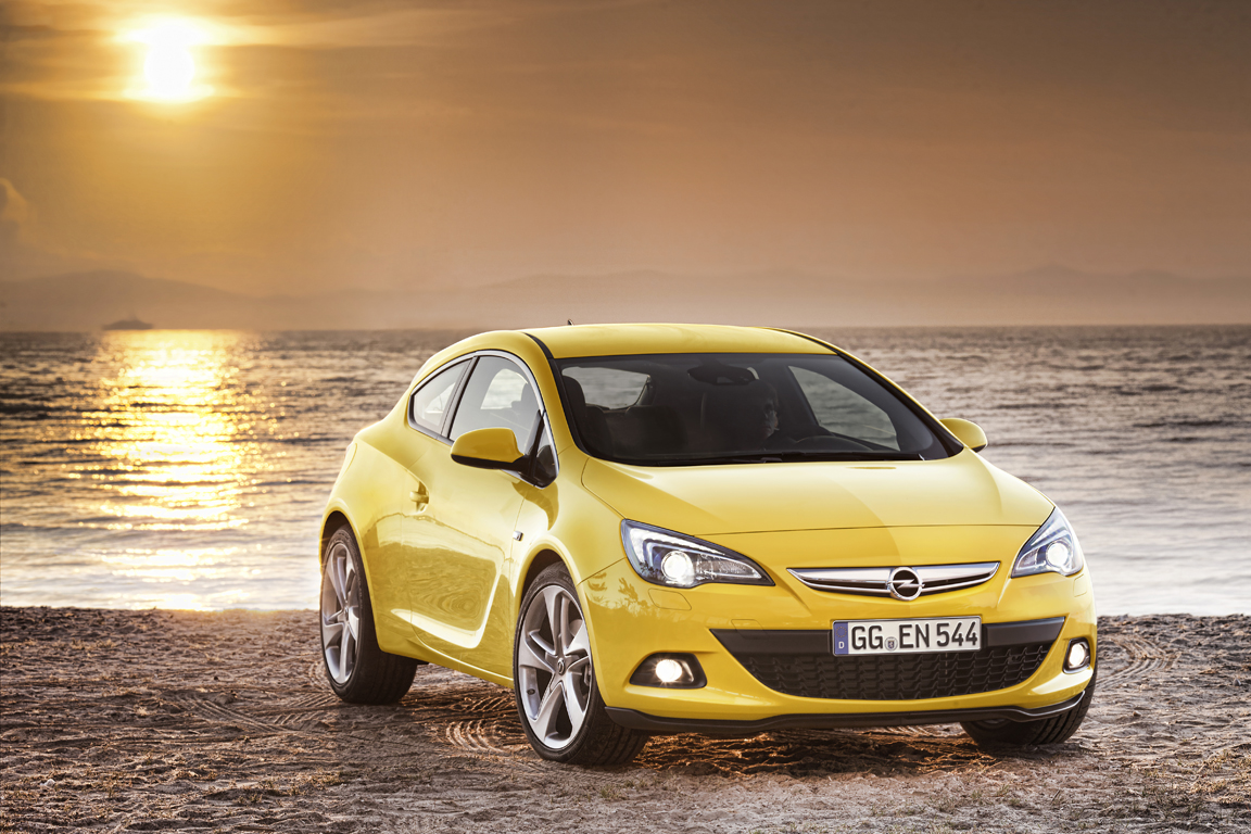 Opel Astra GTS / Опель Астра GTS