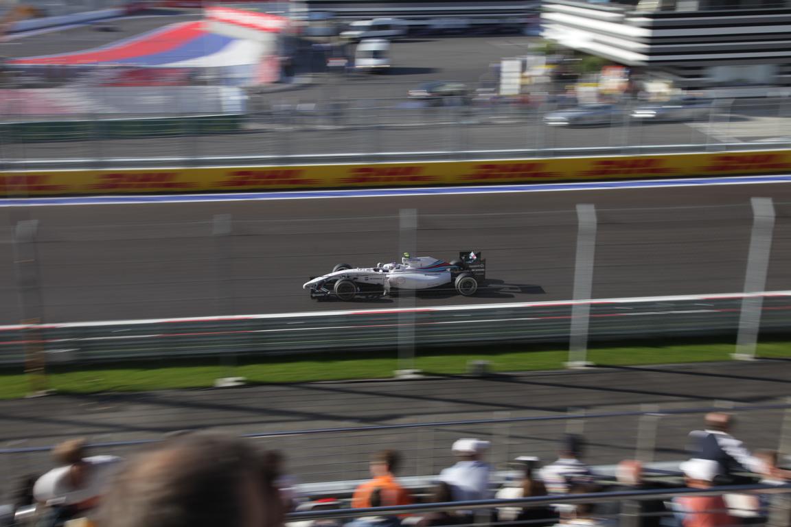 Формула 1: Гран При России