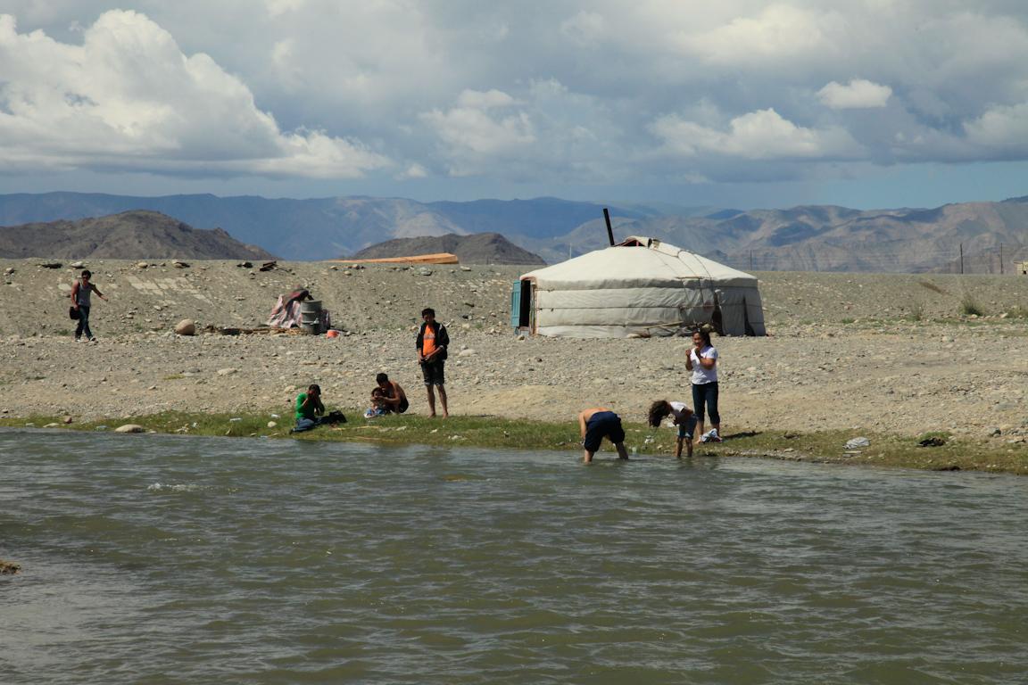 День третий. Монгольские реалии и безумные европейцы