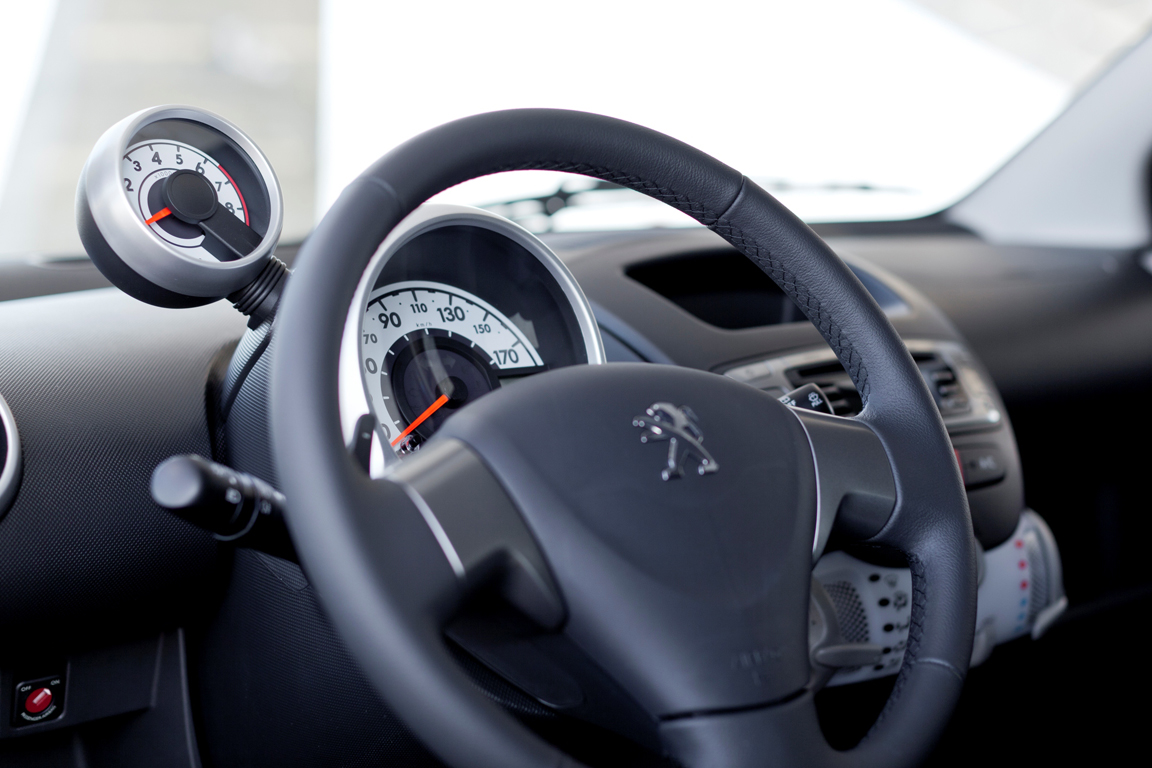 Peugeot 107 5D