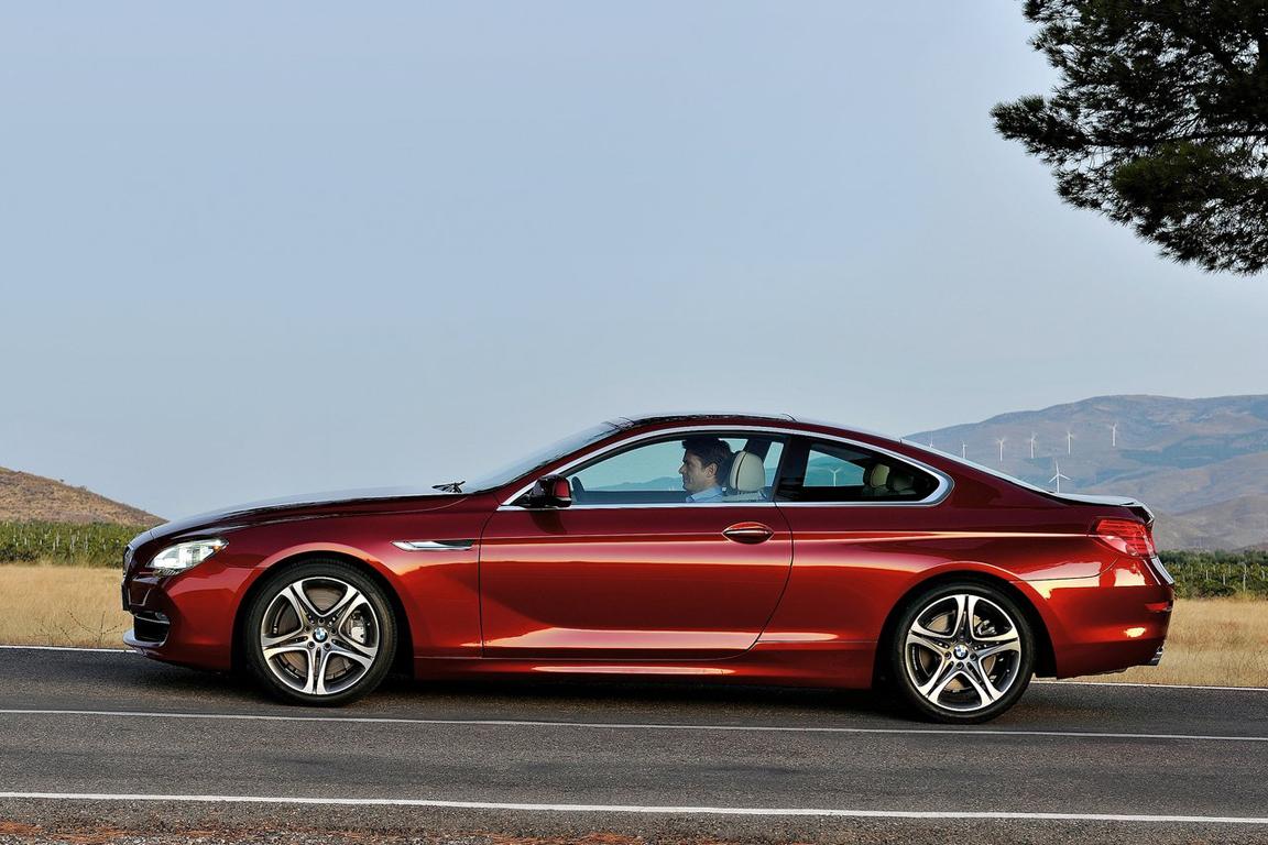 BMW 6 Series coupe / БМВ 6 серии купе