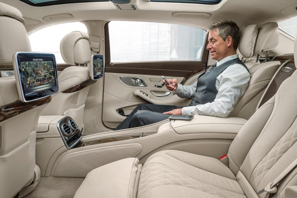 Mercedes-Benz Maybach S-class 2014 w222
