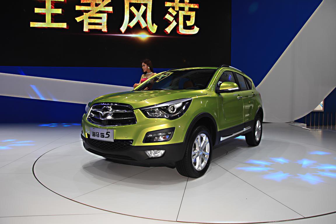 Пекинское шоу 2014: Автосалон с восточным колоритом