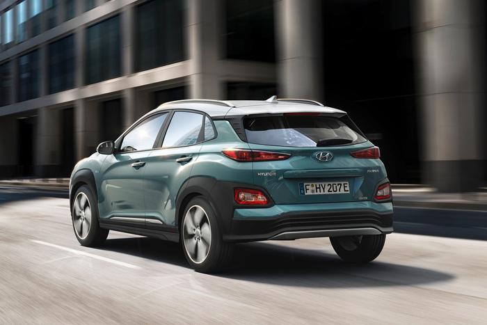 Hyundai Niro Electric