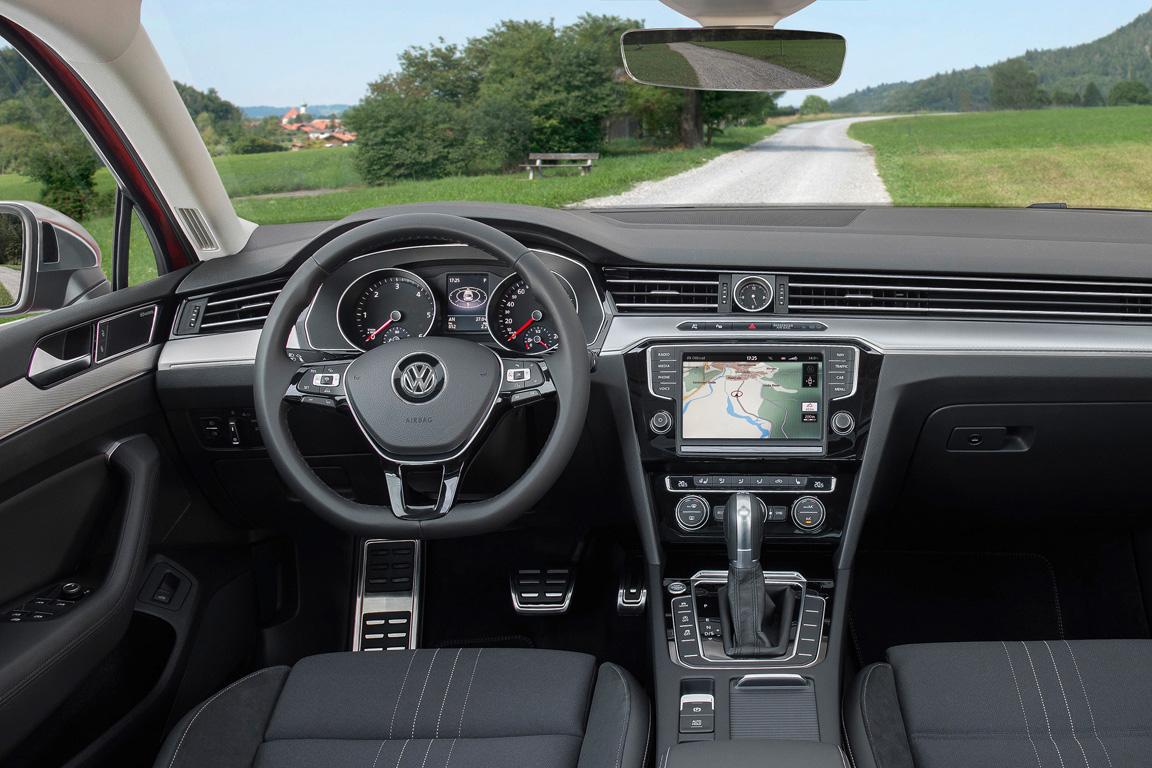 Volkswagen Passat Alltrack 2016