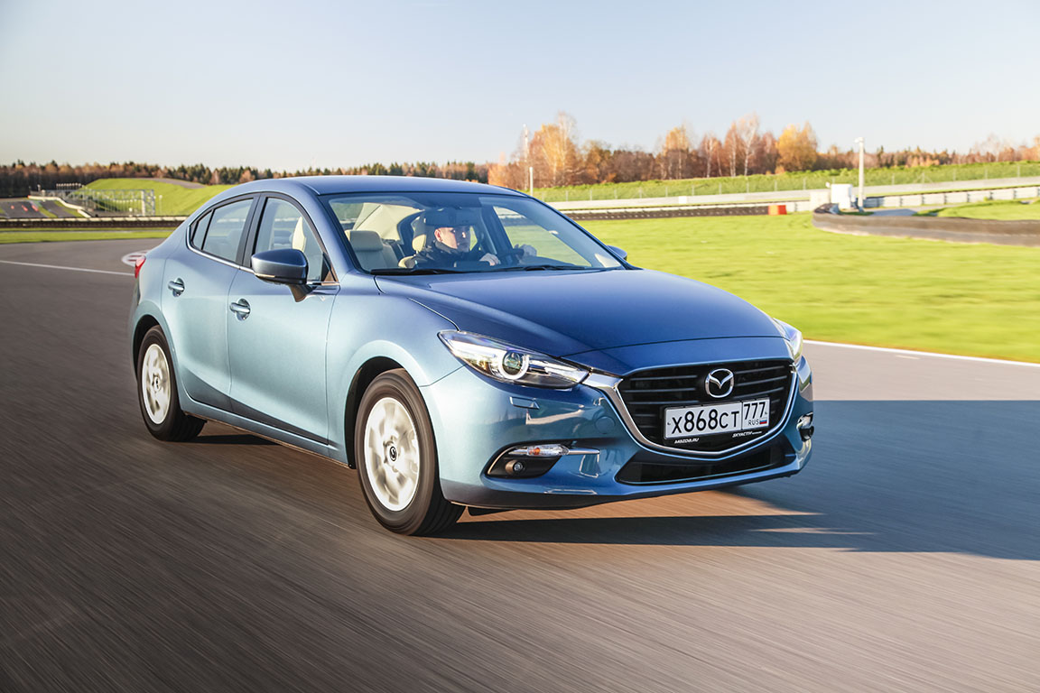 Mazda 6 и Mazda 3: Взглянуть на автомобиль по-новому
