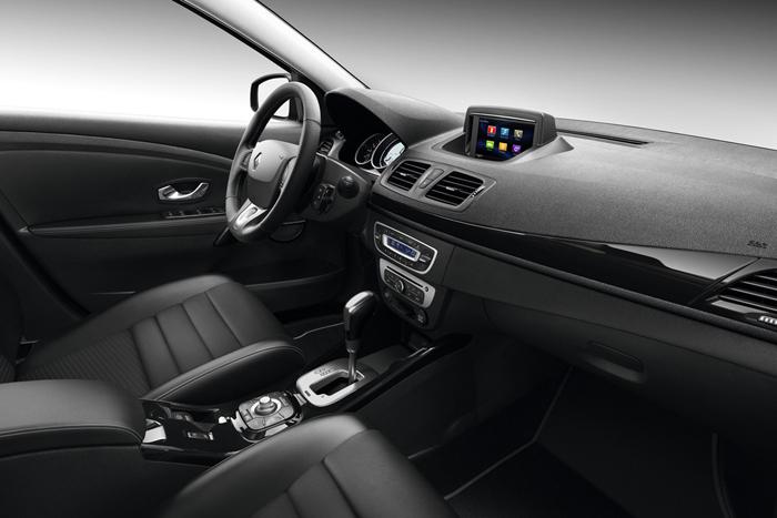 В России стартовали продажи обновленного Renault Megane
