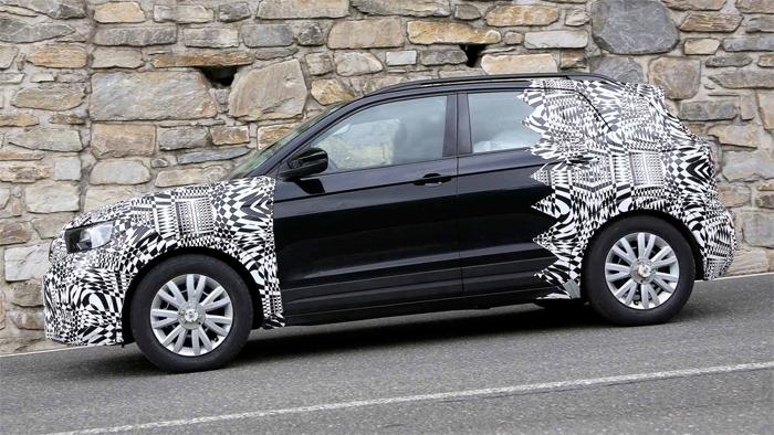Новый мини-кроссовер Volkswagen T-Cross