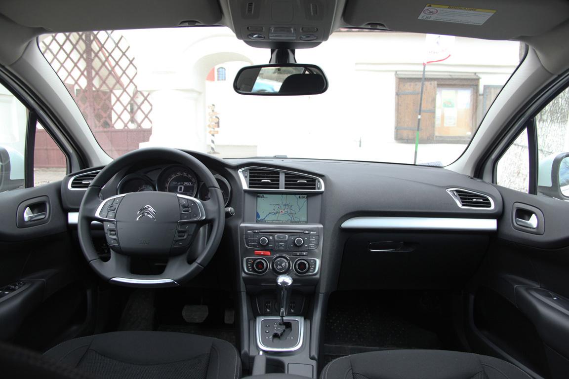 отзывы на авто ситроен с4 седан 2013г