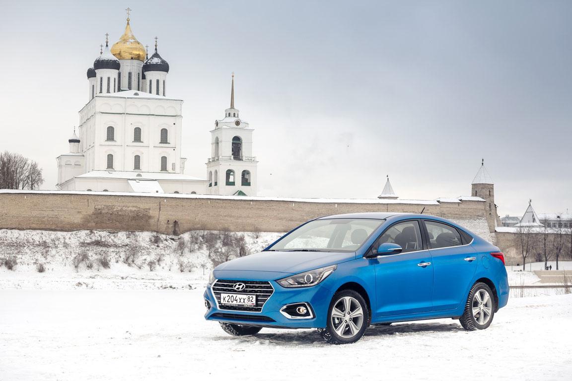 Hyundai Solaris: Период взросления