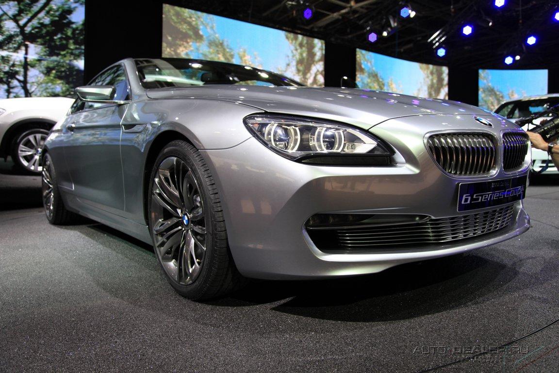BMW на Парижском Автосалоне
