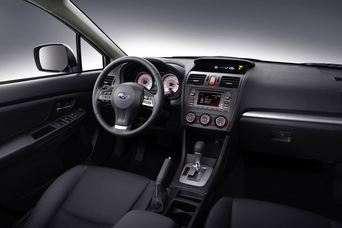 Subaru Impreza Sedan