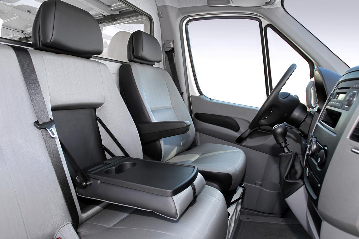 Volkswagen Crafter 2 11 - 2 15 в новом кузове Фургон