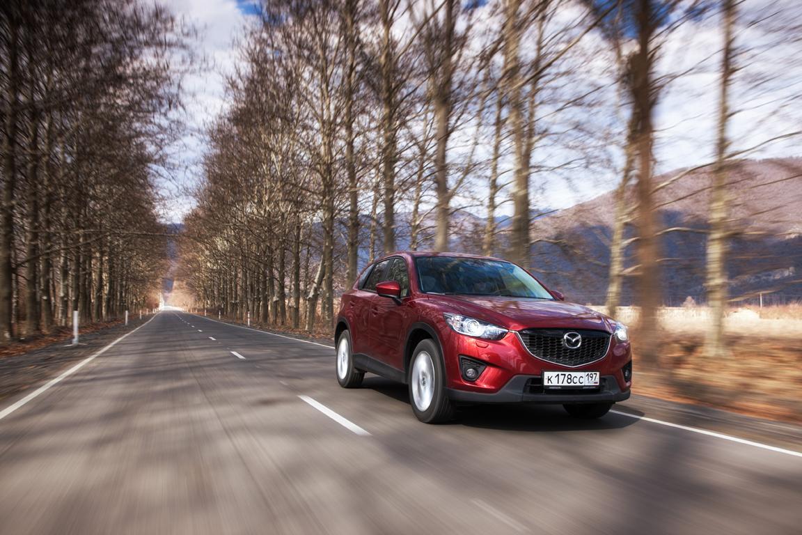 Mazda CX-5: В ожидании чуда