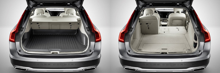 Volvo V90 Cross Counrty