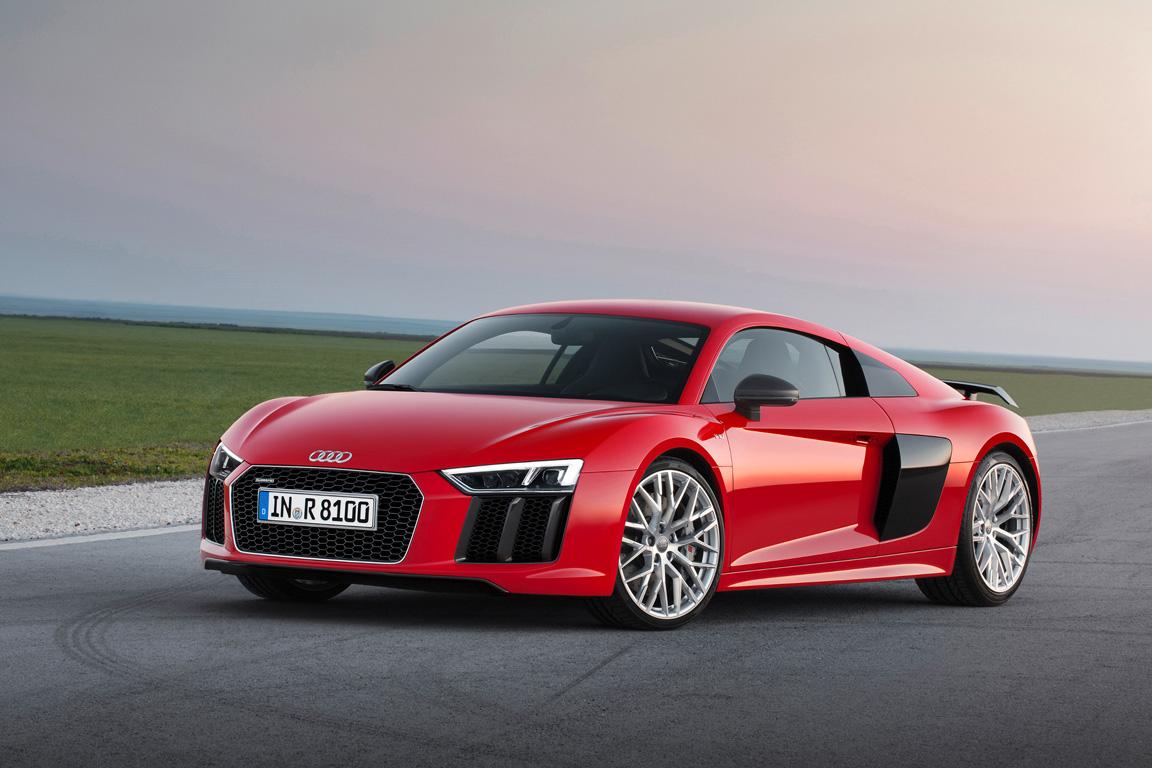 Audi R8 V10 plus 5.2 FSI quattro S tronic