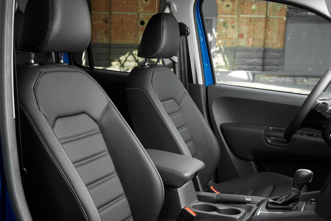 Volkswagen Amarok 2017 Клесло водителя