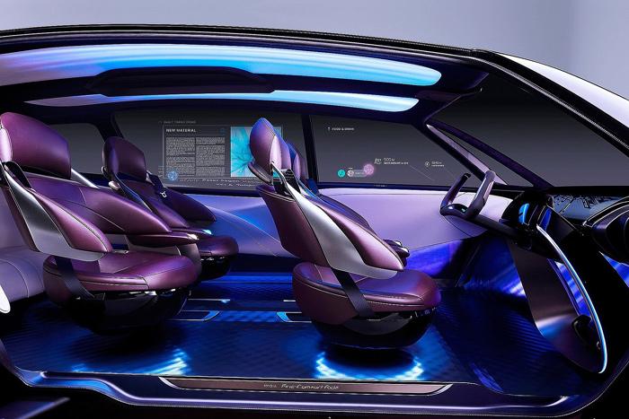 Роскошь будущего: Тойота Fine-Comfort