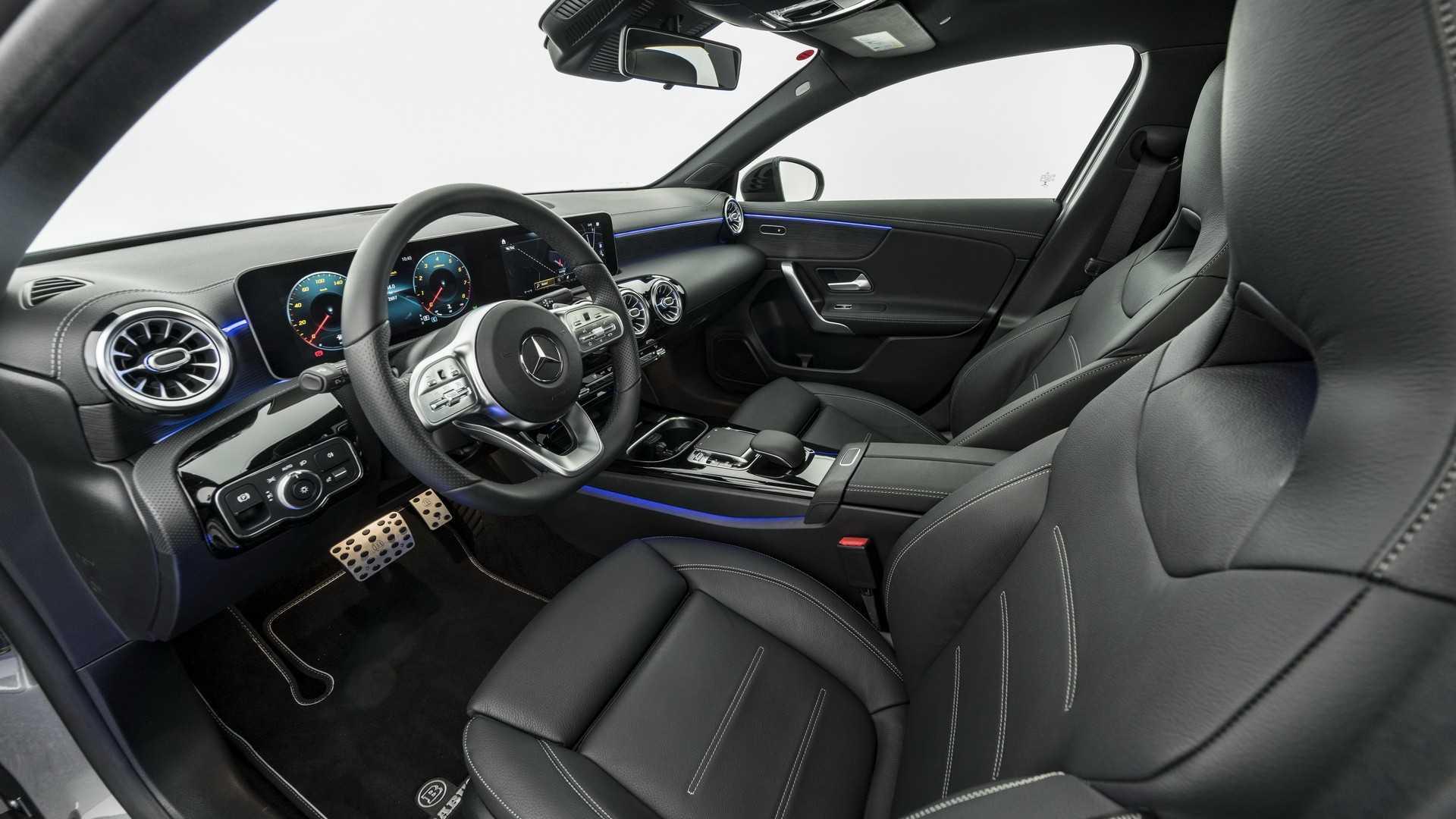 Brabus Mercedes A-class a250