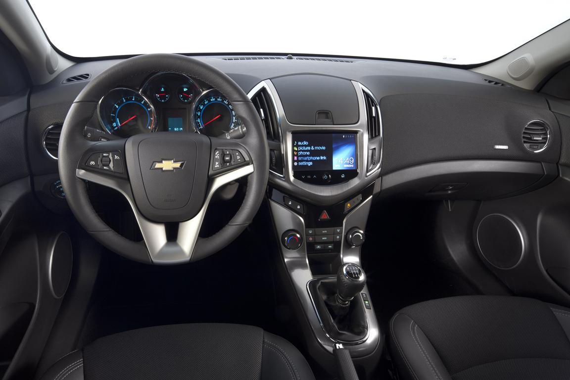 Chevrolet Cruze SW