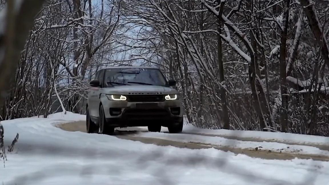 Range Rover Sport: 1242 км на одном баке