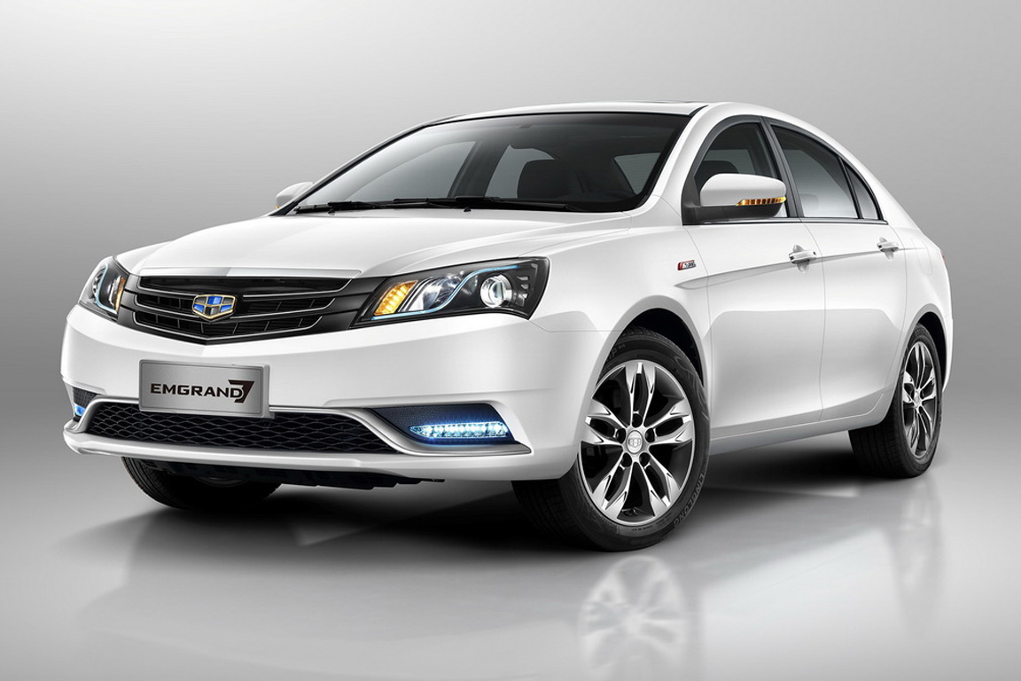 Geely Emgrand 7 2016