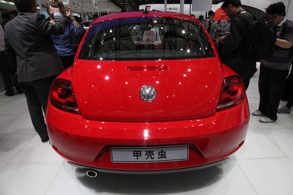 Volkswagen на автосалоне в Шанхае