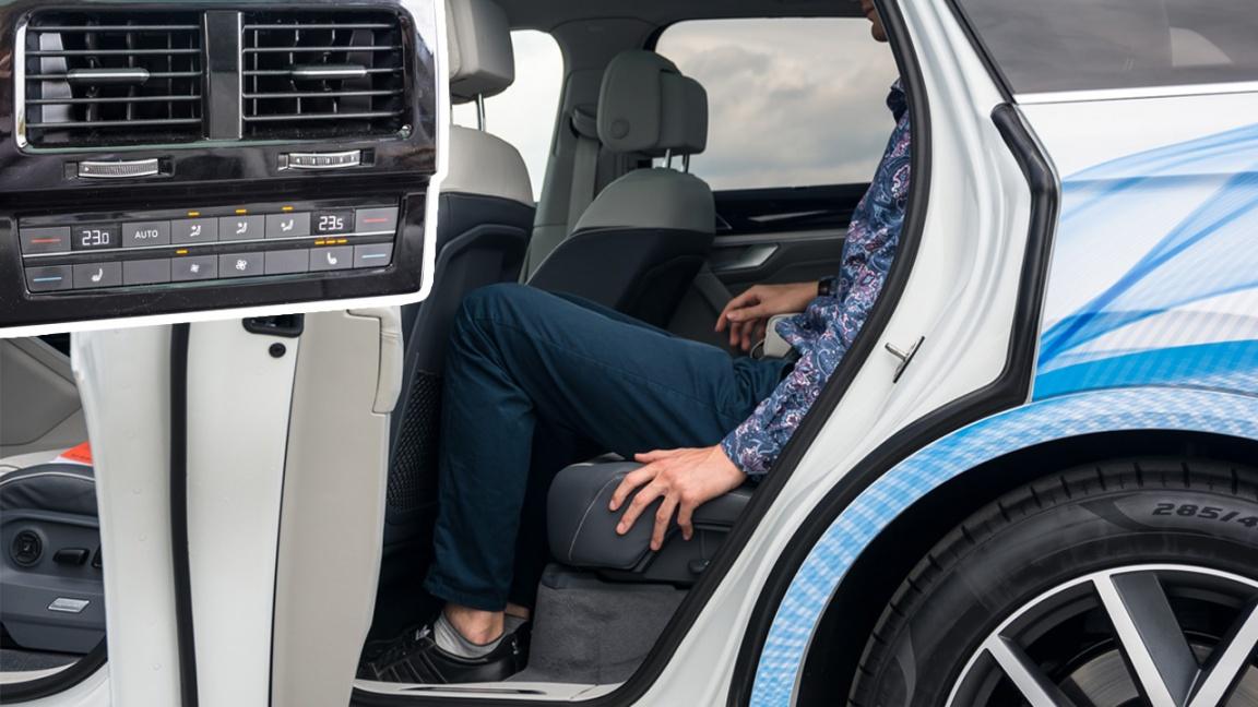 Volkswagen Touareg 2018: в авангарде технологий