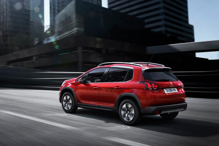 Новый Peugeot 2008