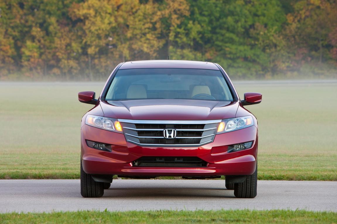 Honda Crosstour: Люксом по сельской местности