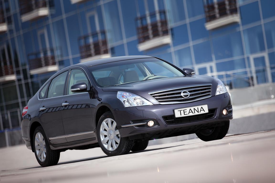 Nissan Teana / Ниссан Теана