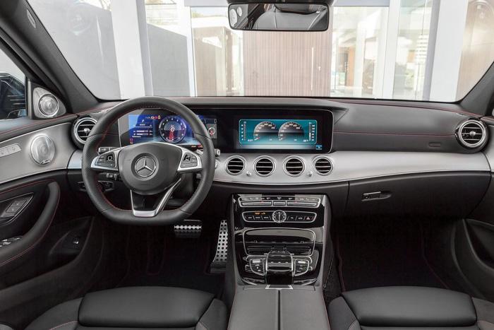 Mercedes-Benz E43 AMG 4Matic