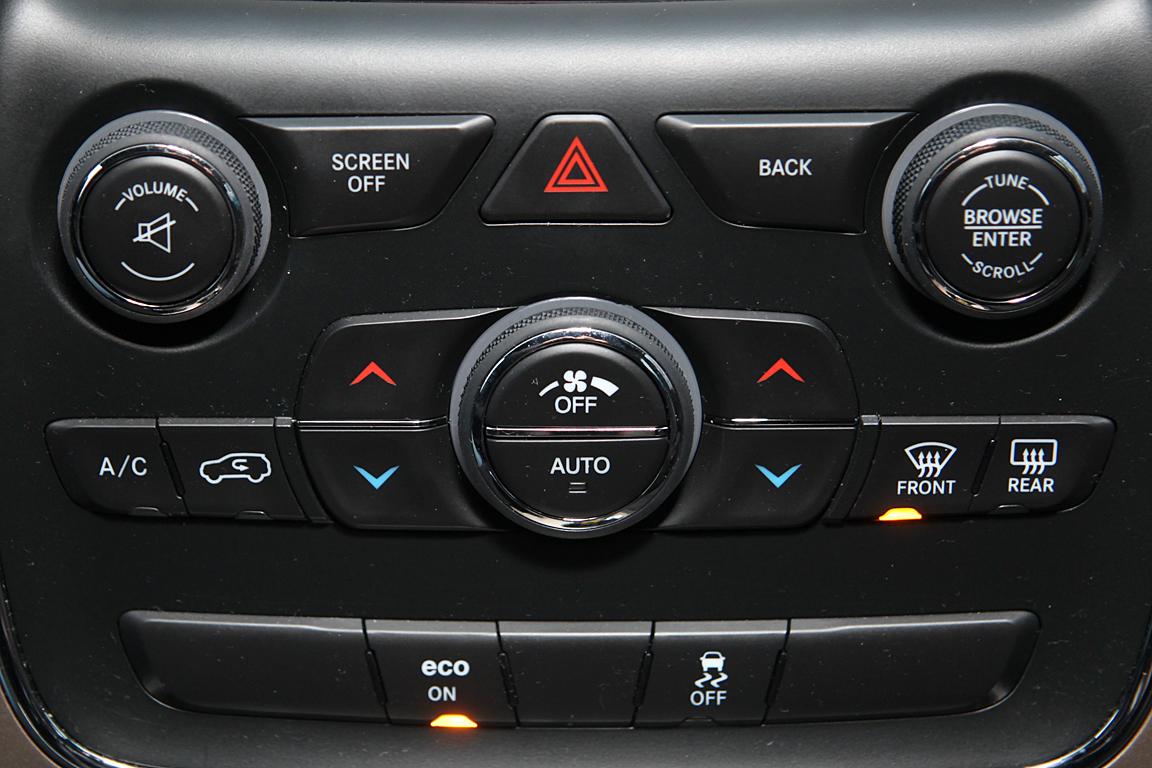 Jeep Grand Cherokee: В поисках себя