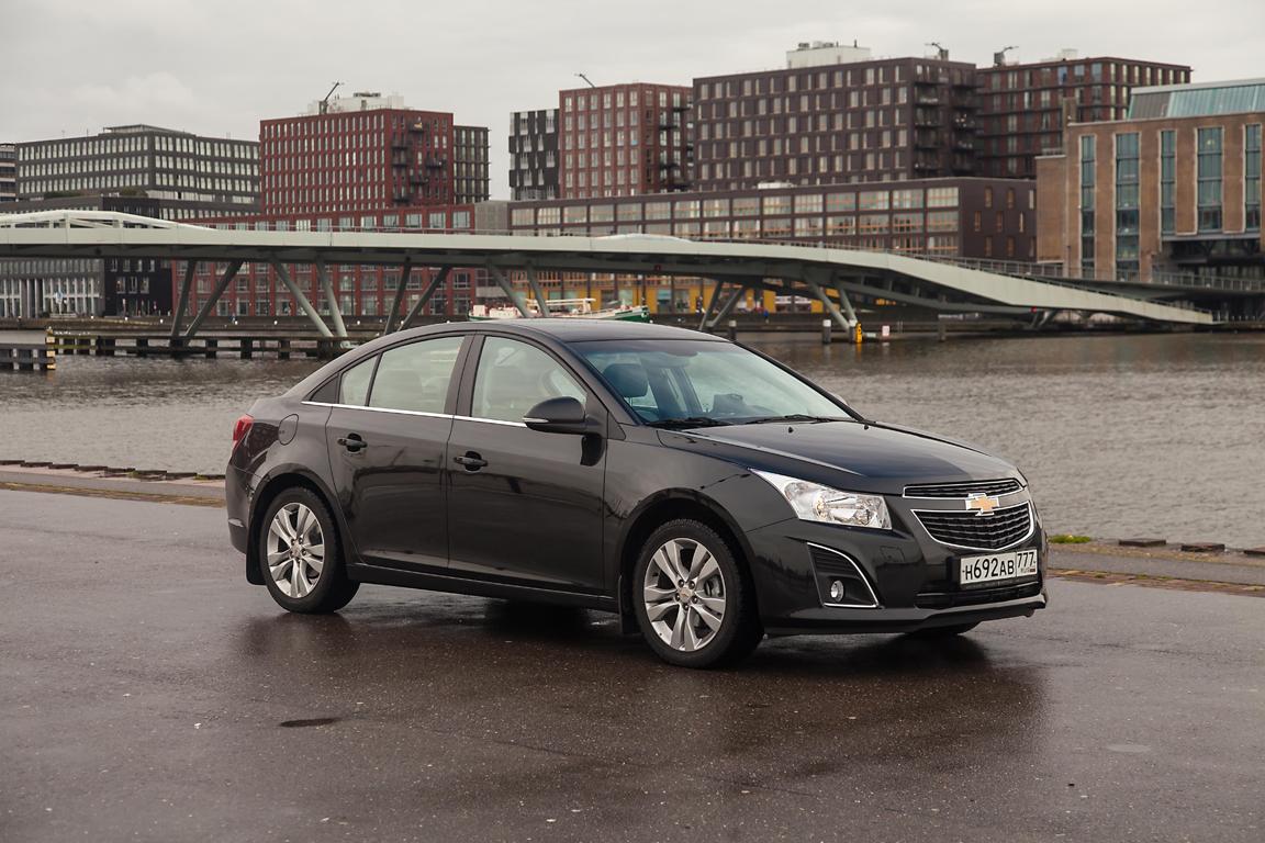 Chevrolet Cruze 1.4 Turbo: То ли еще будет