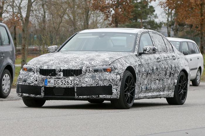 BMW M3 следующего поколения
