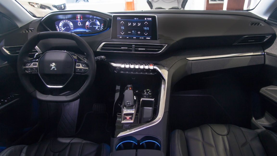 Peugeot 3008 2017