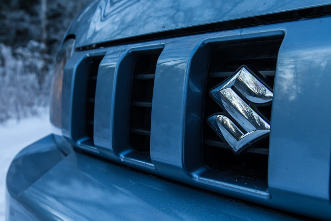 Suzuki Jimny: Простой, как пять копеек