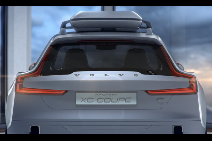Volvo XC Coupe