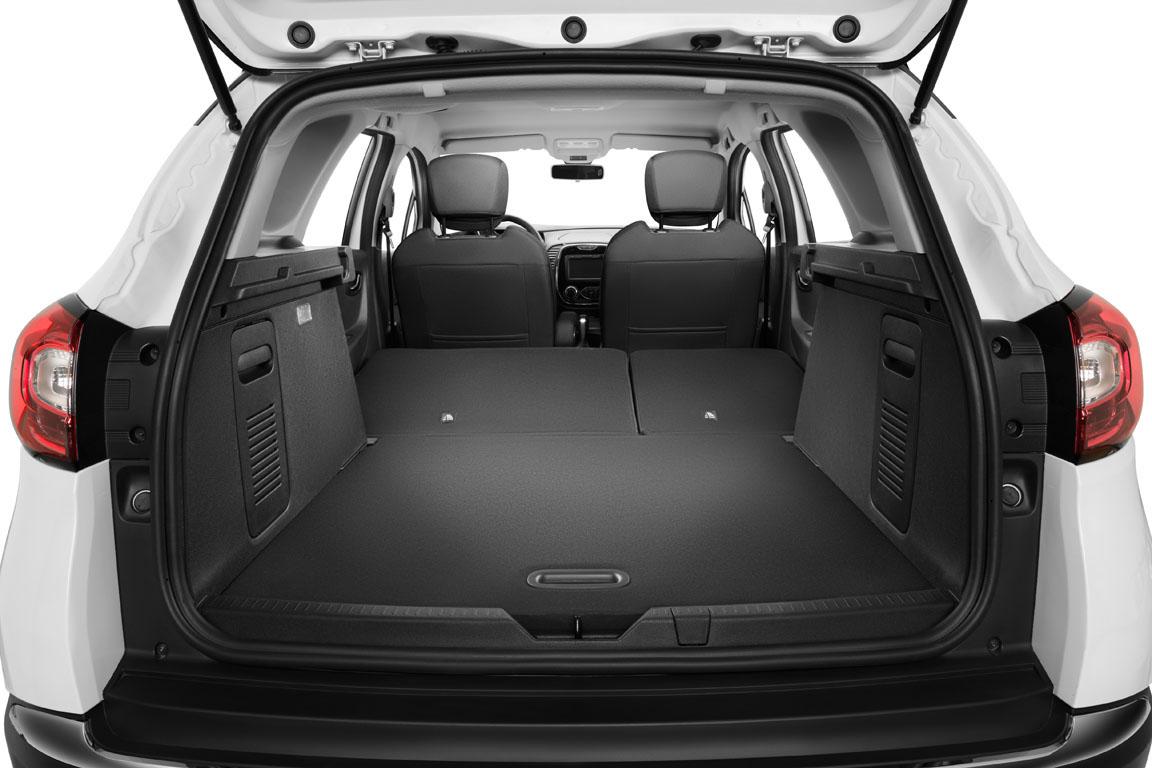 Renault Kaptur Багажник