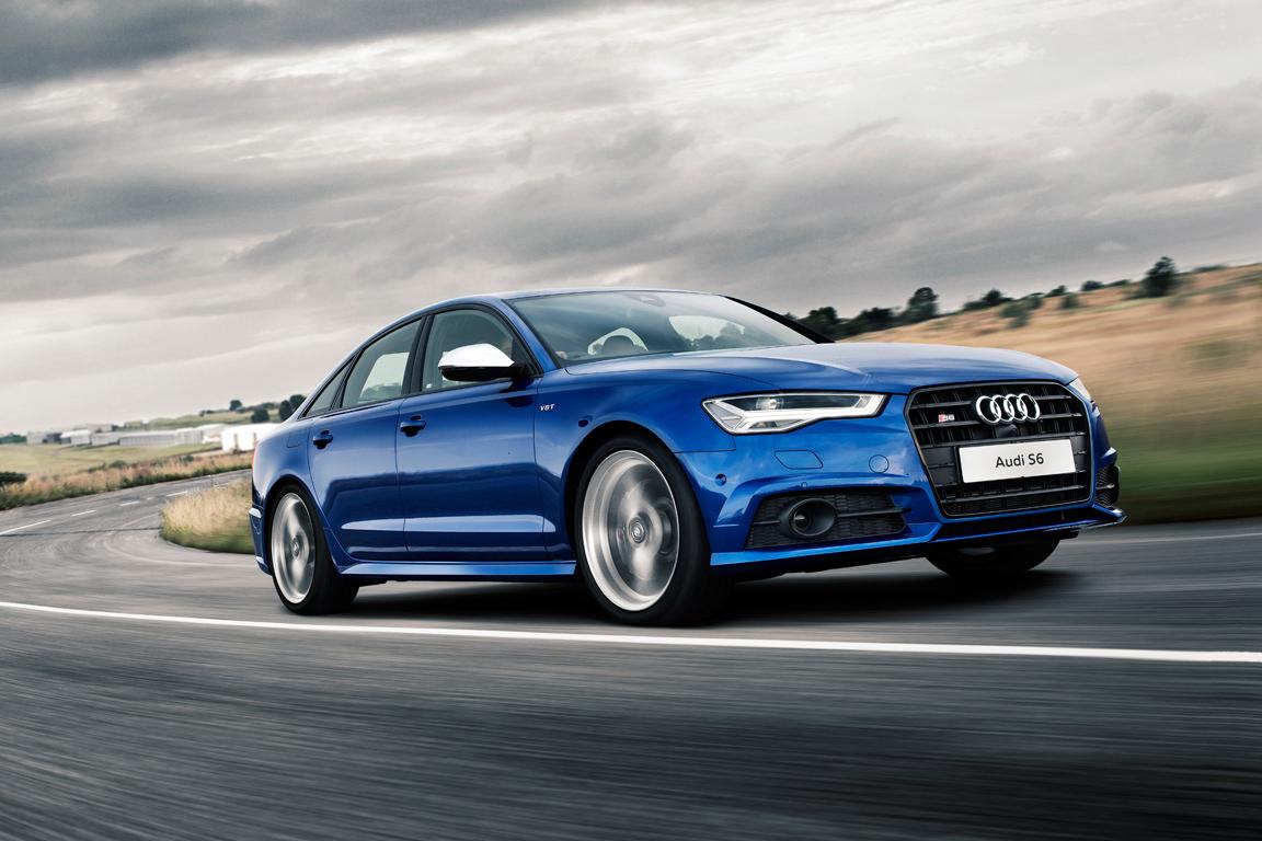 Audi S6 2014