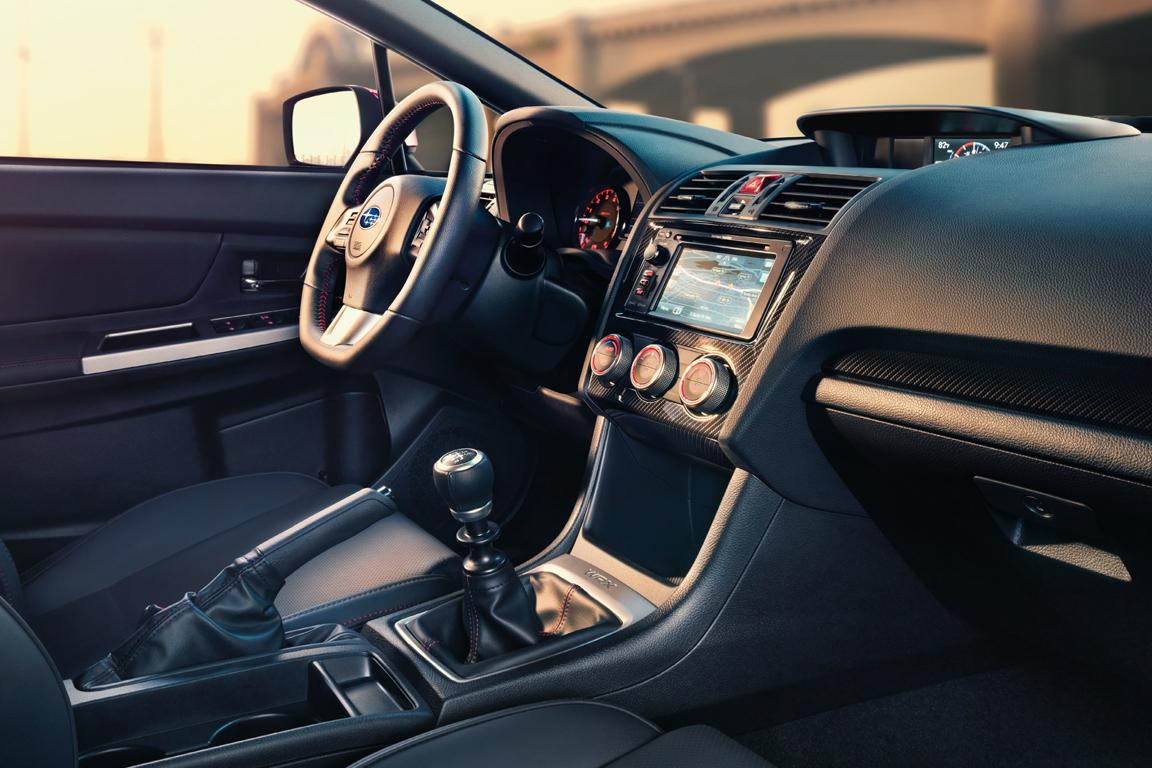 Subaru WRX 2014
