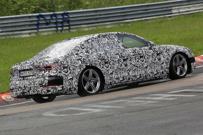 Новое поколение Audi A8