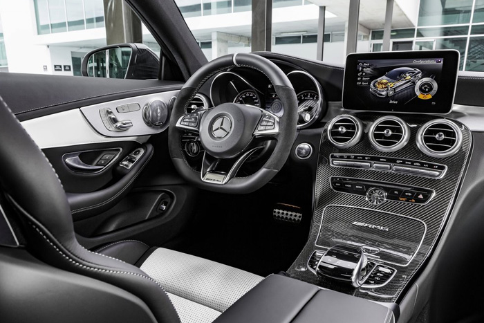Mercedes-Benz C 63 Coupe