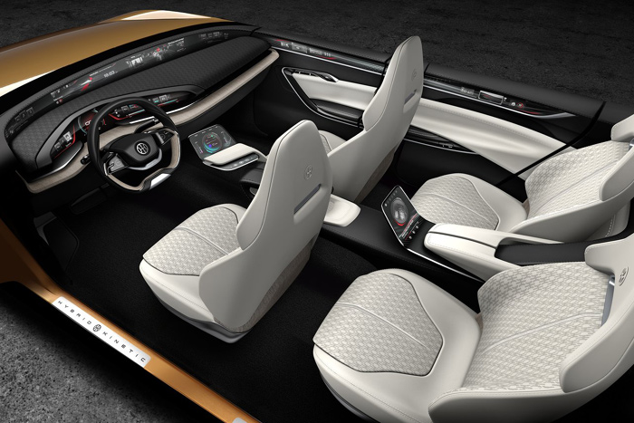 Pininfarina HK H500 Sedan Concept