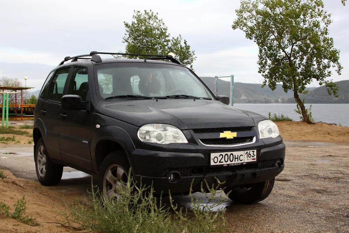 Chevrolet Niva: Очередной виток эволюции