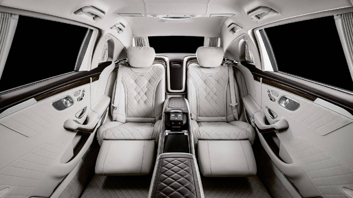 Mercedes-Maybach Pullman