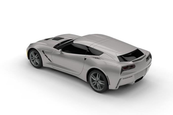 Corvette AeroWagen