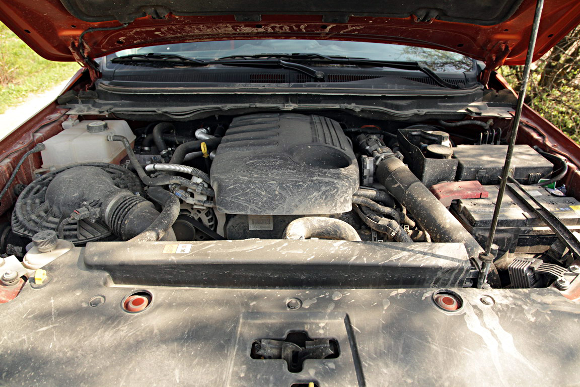 Ford Ranger: Назвался Ranger, полезай в грязь