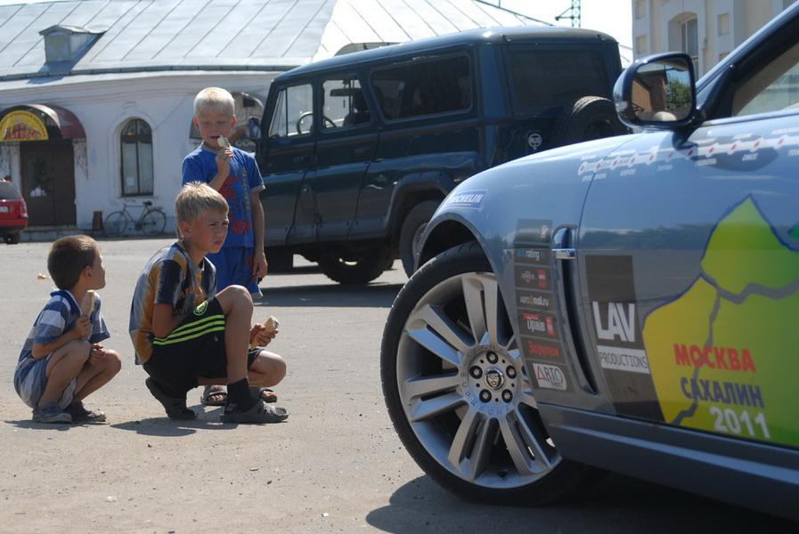 Jaguar Land Rover: На Сахалин, или по следам доктора Чехова